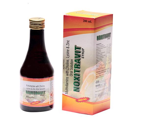 Noxtravit Syrup