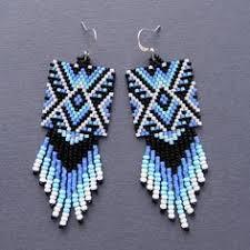 Handicraft Earring