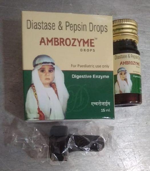 Ambrozyme Drops