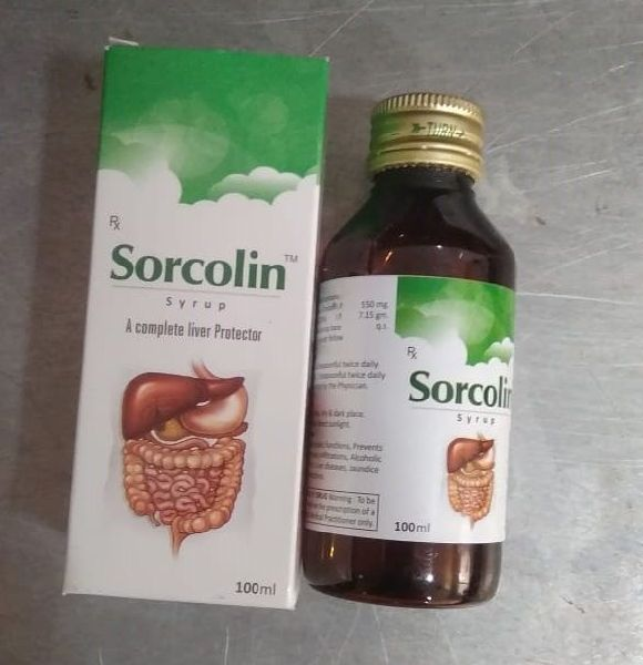 Sorcolin Syrup