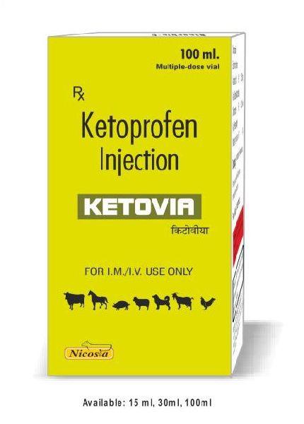 Ketovia Injection