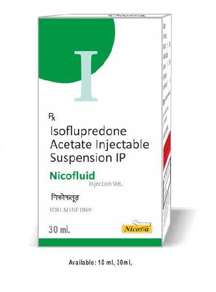 Nicofluid Injection