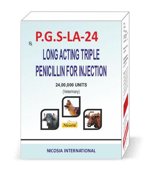 P.G.S-LA-24 Injection
