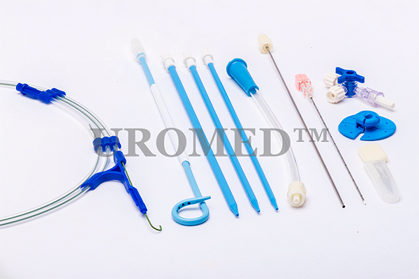 Nephrostomy Drainage Kit (Pigtail)