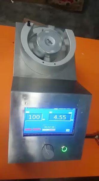Touch Screen Heart Lung Machine