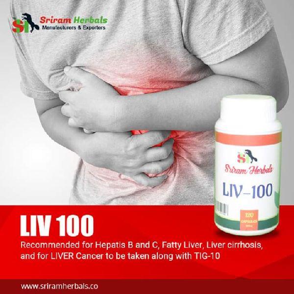 LIV 100 Capsules