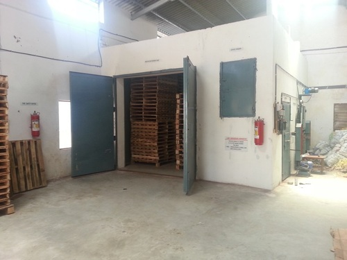 Timber Impregnation Plant