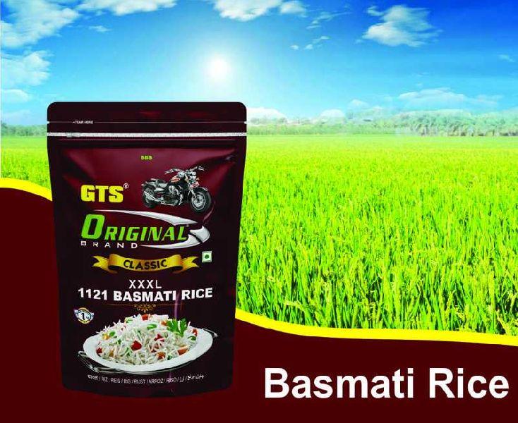 GTS Original Brand Basmati Rice