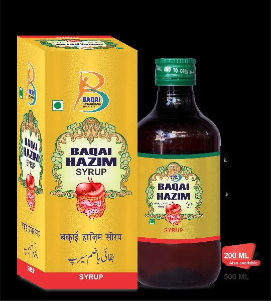 Baqai Hazim Syrup