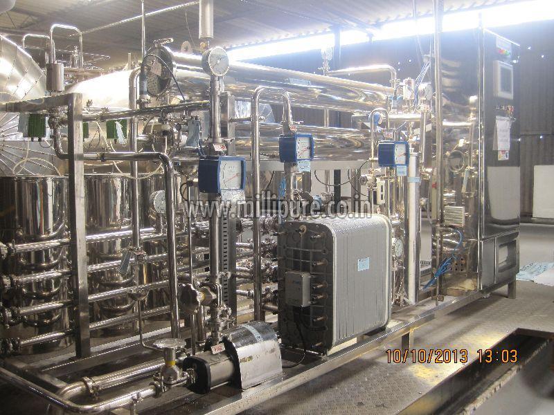 Reverse Osmosis Electrodeionization