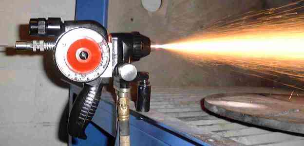 Thermal Spray Gun