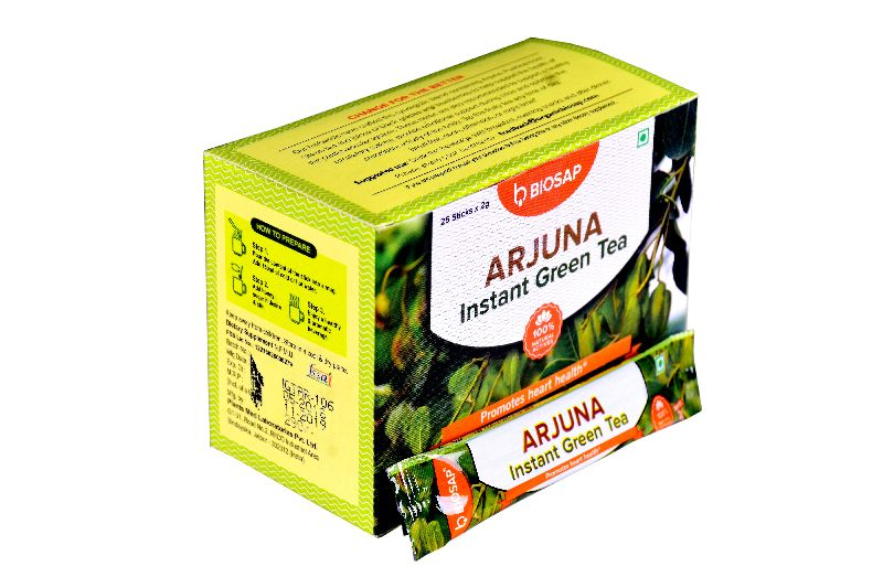 Arjuna Instant Green Tea