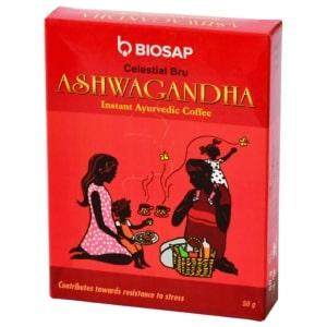 Ashwagandha Instant Ayurvedic Coffee