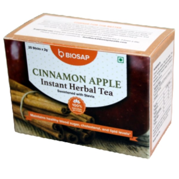 Cinnamon Apple Instant Herbal Tea