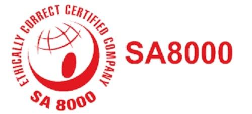 SA8000 Certification