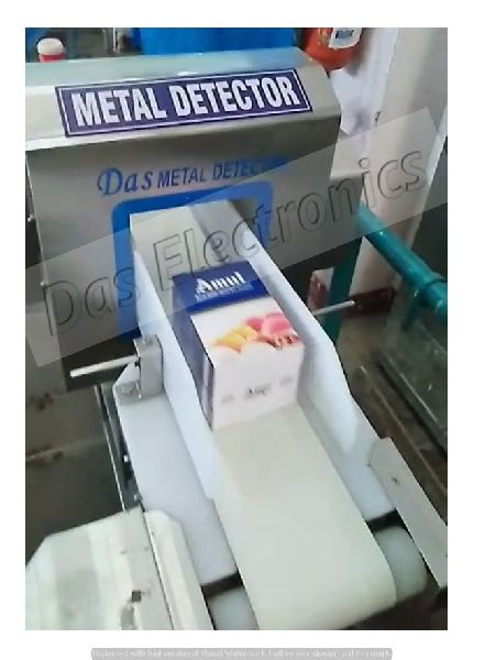 Ice Cream Metal Detector