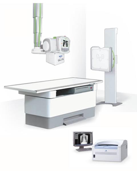 Refurbished 500 MA Mobile X-Ray Machine