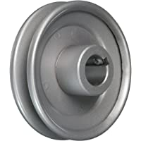 A or B Section Solid 2-3-4 Groove Pulley