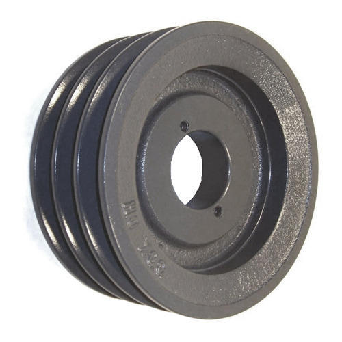 CI Split Two Part C Section 2-3-4 Groove Pulley
