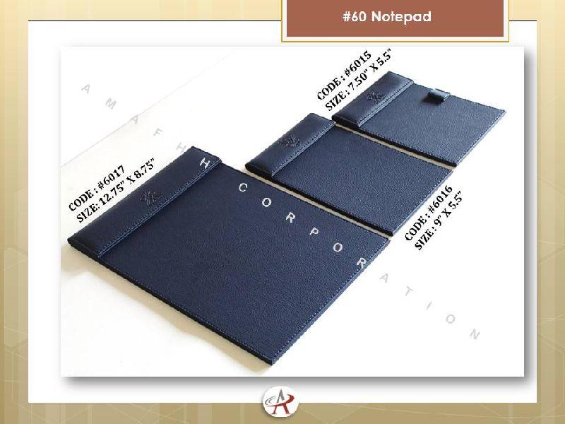 A4 Leatherette Writing Pad