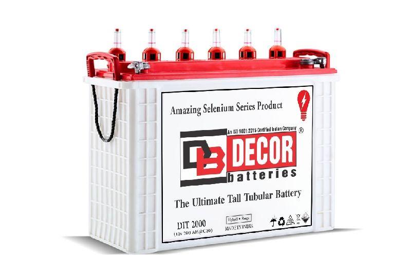 Inverter Range Batteries