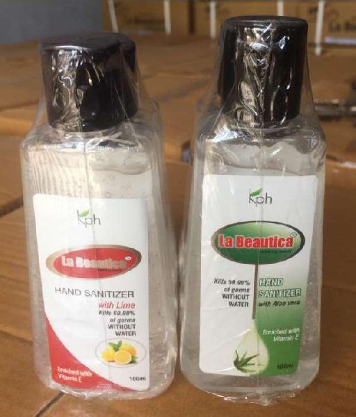 La Beautica Hand Sanitizer