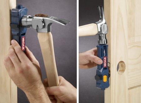 Door Latch Installation