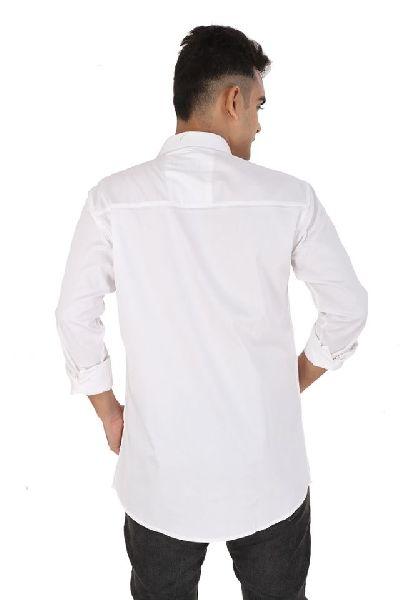 Mens Cotton Satin Shirts