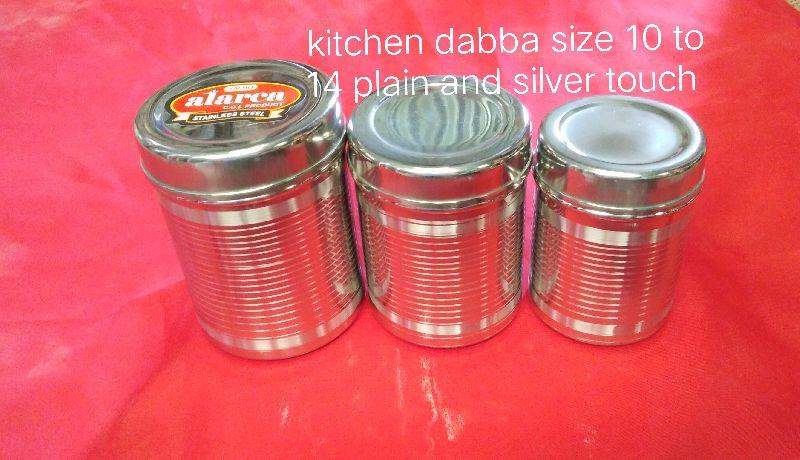 Kitchen Steel Storage Box