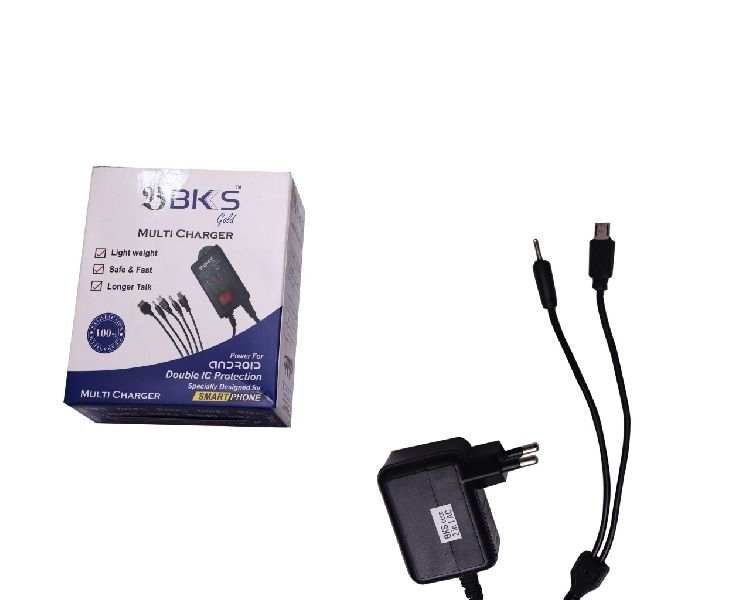 Single Mobile Phone Charger