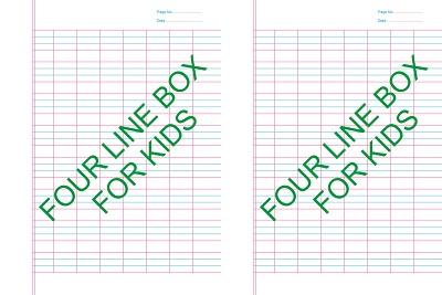 Writing Notebooks (205x330 mm)
