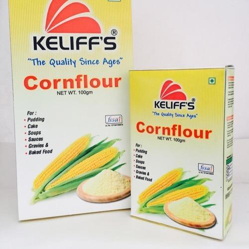 Eggless Corn Flour