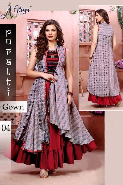 Ladies Stylish Gown