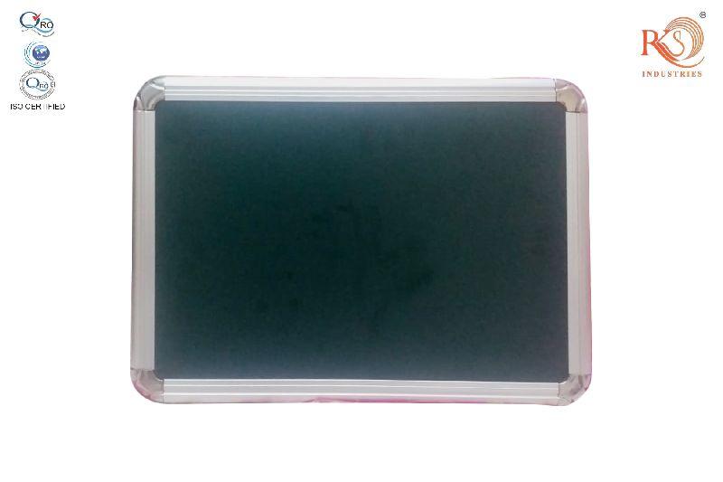 Magnetic Green Chalk Board