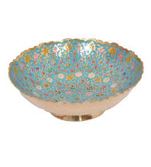 Handicraft Fruit Bowl