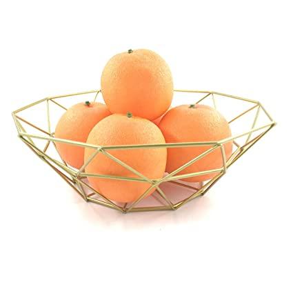 Iron Fruit Bowl