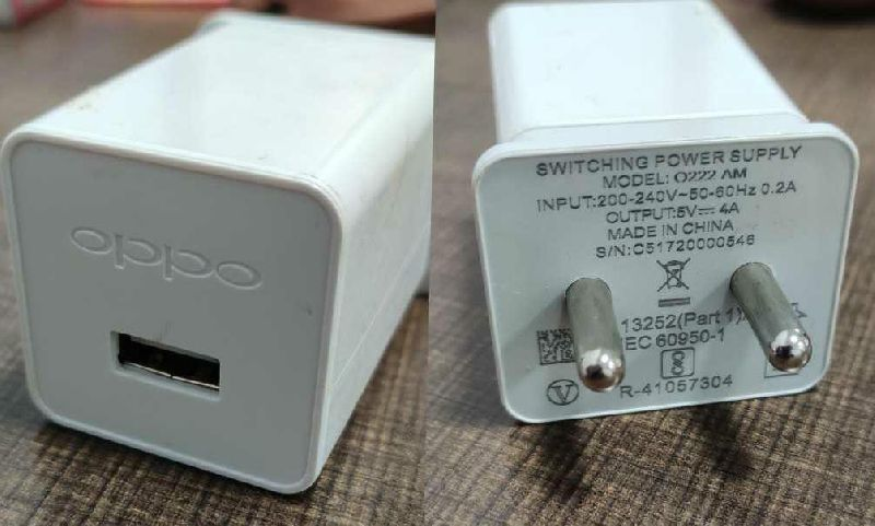 Oppo Mobile Phone Charger
