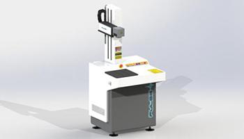 Pulse Fiber Laser Marking Machine