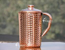 Copper Jugs