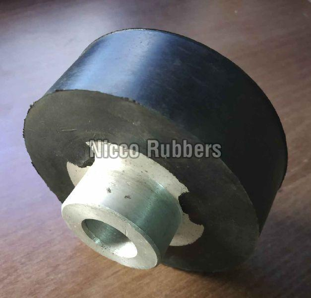 Aluminium Rubber Pulley