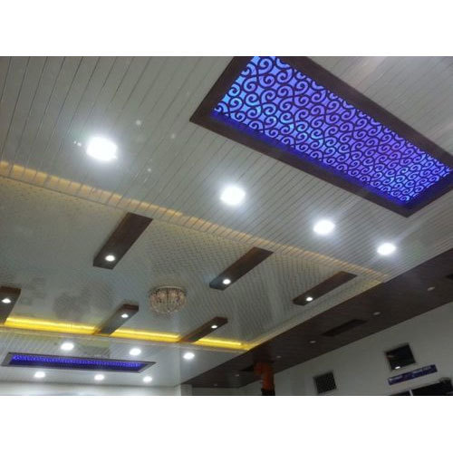 PVC Polished False Ceilings