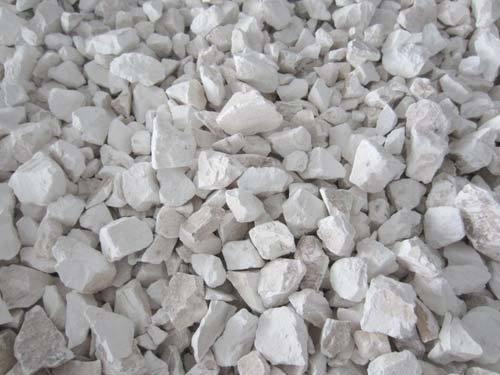 White Dolomite Lumps