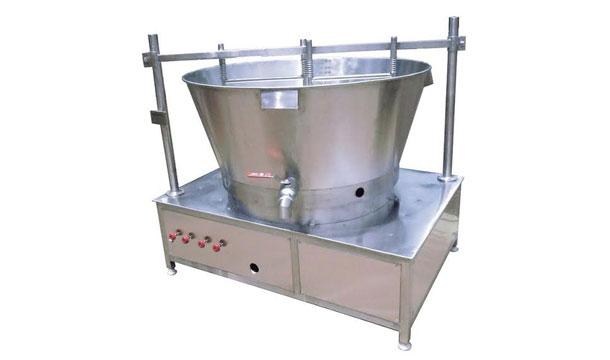 Gas Model Khoya Making Machine