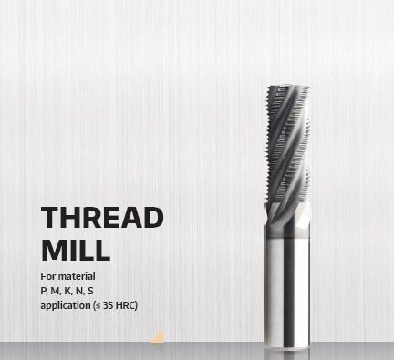 Thread Mill Series  End Mill