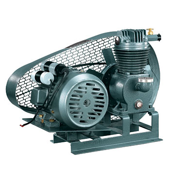 Belt Driven Borewell Compressor