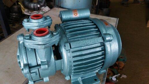 DMS 03 1 HP Slow Speed Monoblock Pump