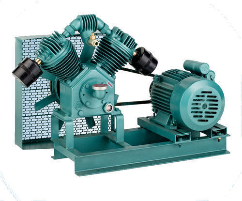 Double Cylinder Borewell Compressor
