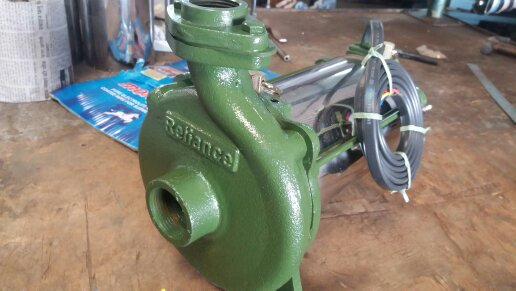Single Phase Domestic Horizontal Openwell Submersible Pumpset
