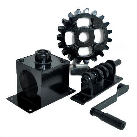 Rolling Shutter Gear Box
