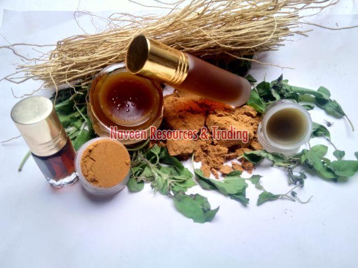 Javadhu Scented Powder and Cream